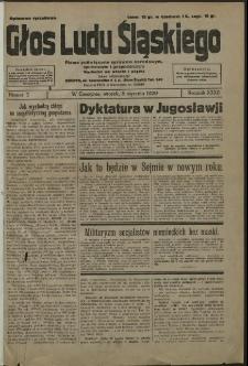 Głos Ludu Śląskiego, 1929, Nry 2-3, 5, 10, 12, 20, 24, 28-34, 36-49, 52-54, 63-65, 67, 97