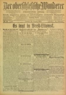 Der Oberschlesische Wanderer, 1918, Jg. 91, Nr. 15