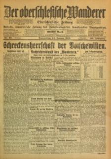 Der Oberschlesische Wanderer, 1918, Jg. 91, Nr. 20