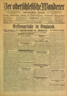 Der Oberschlesische Wanderer, 1918, Jg. 91, Nr. 21