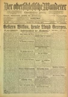 Der Oberschlesische Wanderer, 1918, Jg. 91, Nr. 38