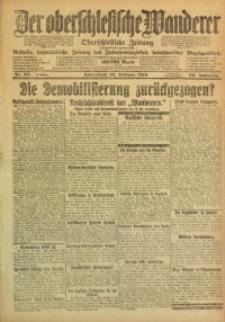 Der Oberschlesische Wanderer, 1918, Jg. 91, Nr. 39
