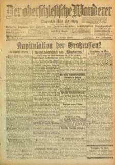 Der Oberschlesische Wanderer, 1918, Jg. 91, Nr. 44