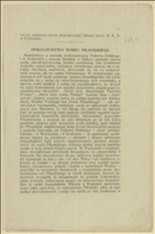 Notatki Polityczne. Nr. 5 z grudnia 1916 r.