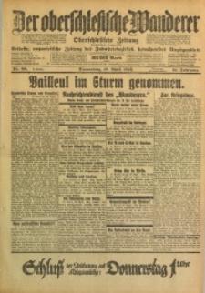 Der Oberschlesische Wanderer, 1918, Jg. 91, Nr. 88