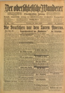 Der Oberschlesische Wanderer, 1918, Jg. 91, Nr. 98