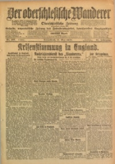 Der Oberschlesische Wanderer, 1918, Jg. 91, Nr. 107