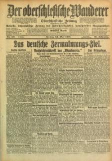 Der Oberschlesische Wanderer, 1918, Jg. 91, Nr. 117