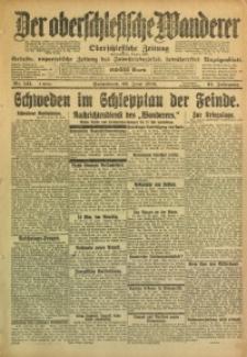 Der Oberschlesische Wanderer, 1918, Jg. 91, Nr. 141