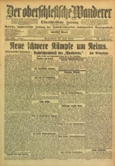 Der Oberschlesische Wanderer, 1918, Jg. 91, Nr. 170