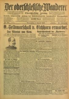 Der Oberschlesische Wanderer, 1918, Jg. 91, Nr. 174
