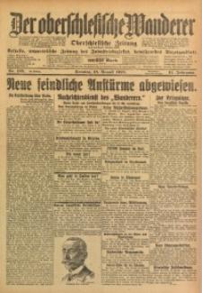 Der Oberschlesische Wanderer, 1918, Jg. 91, Nr. 189