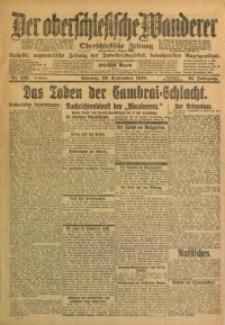 Der Oberschlesische Wanderer, 1918, Jg. 91, Nr. 225