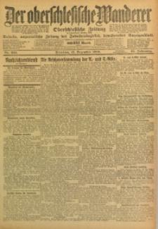 Der Oberschlesische Wanderer, 1918, Jg. 91, Nr. 291