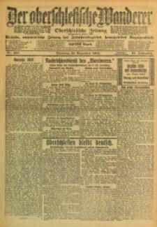 Der Oberschlesische Wanderer, 1918, Jg. 91, Nr. 301