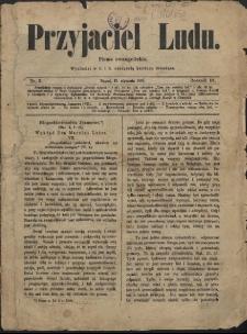 Przyjaciel Ludu, 1887, Nry 2-22, 24