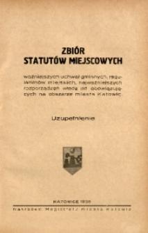 Wiadomości Administracyjne Miasta Katowic, 1935, nr [4]