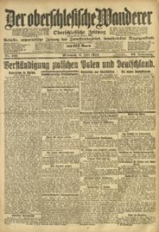 Der Oberschlesische Wanderer, 1919, Jg. 92, Nr. 156