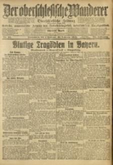 Der Oberschlesische Wanderer, 1919, Jg. 92, Nr. 44