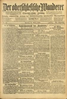 Der Oberschlesische Wanderer, 1919, Jg. 92, Nr. 67