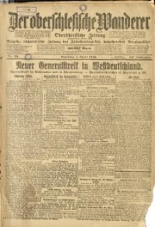 Der Oberschlesische Wanderer, 1919, Jg. 92, Nr. 76