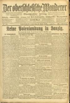 Der Oberschlesische Wanderer, 1919, Jg. 92, Nr. 80