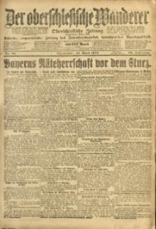 Der Oberschlesische Wanderer, 1919, Jg. 92, Nr. 84