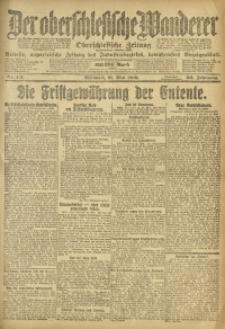 Der Oberschlesische Wanderer, 1919, Jg. 92, Nr. 117
