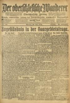 Der Oberschlesische Wanderer, 1919, Jg. 92, Nr. 121