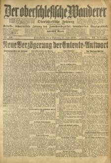 Der Oberschlesische Wanderer, 1919, Jg. 92, Nr. 136