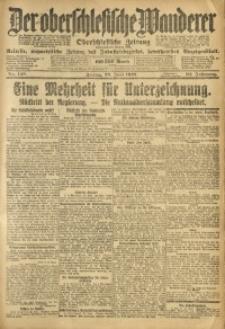 Der Oberschlesische Wanderer, 1919, Jg. 92, Nr. 140