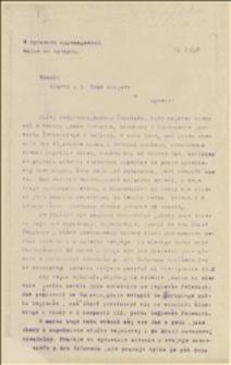 Odwołanie Marcina Ćwiękały od decyzji Komisji Zasiłkowej przy c. k. Starostwie w Cieszynie, odmawiającej przyznania mu zapomogi - 4.10.1915