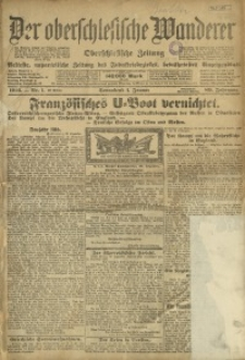 Der Oberschlesische Wanderer, 1916, Jg. 89, Nr. 1