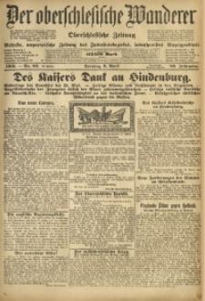 Der Oberschlesische Wanderer, 1916, Jg. 89, Nr. 82
