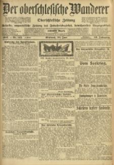 Der Oberschlesische Wanderer, 1916, Jg. 89, Nr. 145