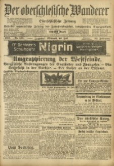 Der Oberschlesische Wanderer, 1916, Jg. 89, Nr. 168