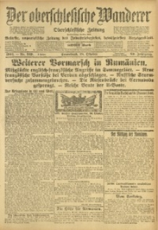 Der Oberschlesische Wanderer, 1916, Jg. 89, Nr. 249