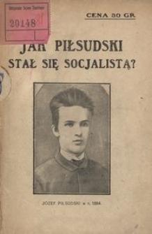Jak stałem się socjalistą?