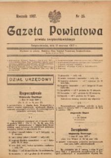 Gazeta Powiatowa Powiatu Świętochłowickiego, 1937, nr 25