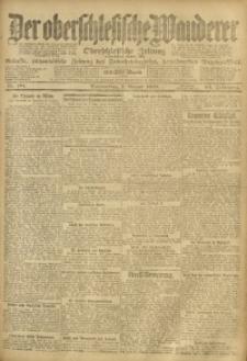 Der Oberschlesische Wanderer, 1919, Jg. 92, Nr. 181