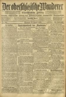 Der Oberschlesische Wanderer, 1919, Jg. 92, Nr. 185