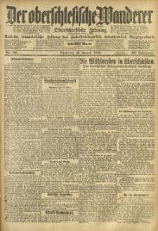 Der Oberschlesische Wanderer, 1919, Jg. 92, Nr. 191