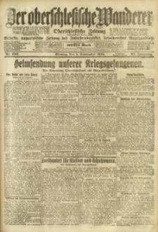 Der Oberschlesische Wanderer, 1919, Jg. 92, Nr. 202