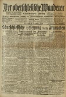 Der Oberschlesische Wanderer, 1919, Jg. 92, Nr. 257