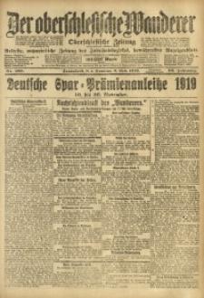 Der Oberschlesische Wanderer, 1919, Jg. 92, Nr. 260