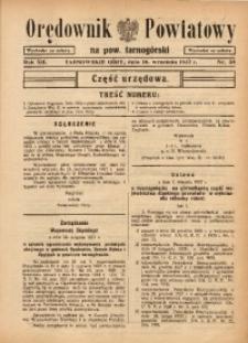 Orędownik Powiatowy na Powiat Tarnogórski, 1937, R. 12, nr38