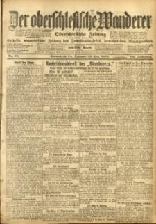 Der Oberschlesische Wanderer, 1920, Jg. 93, Nr. 19