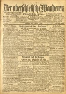 Der Oberschlesische Wanderer, 1920, Jg. 93, Nr. 21
