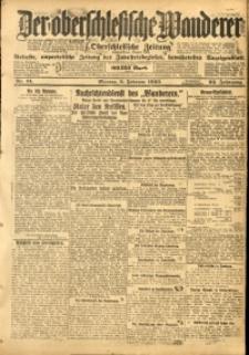 Der Oberschlesische Wanderer, 1920, Jg. 93, Nr. 31