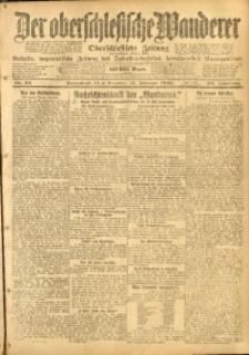 Der Oberschlesische Wanderer, 1920, Jg. 93, Nr. 36